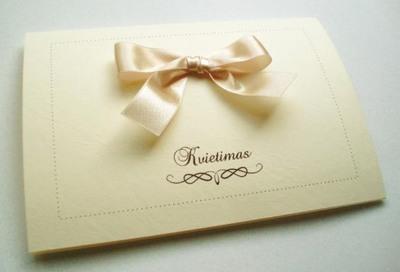 kvietimai vestuvems