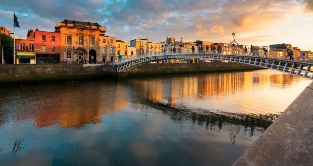 Skrydziai i Dublina